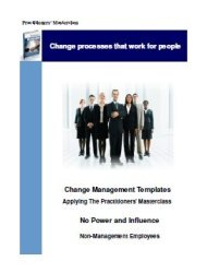 managing at the speed of change how resilient managers succeed and prosper where others fail