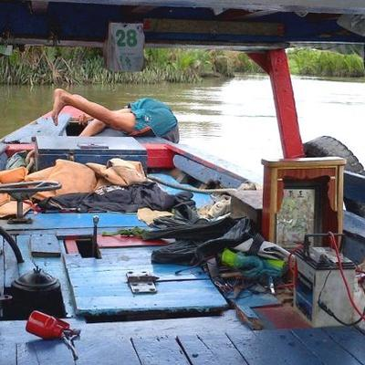 Change Management Lessons From the Saigon River